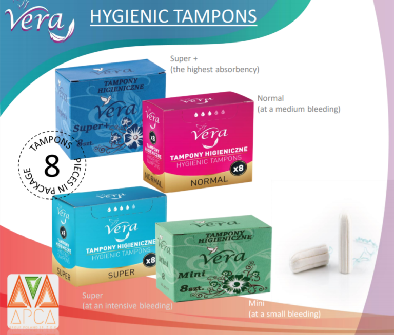 HYGIENIC TAMPONS