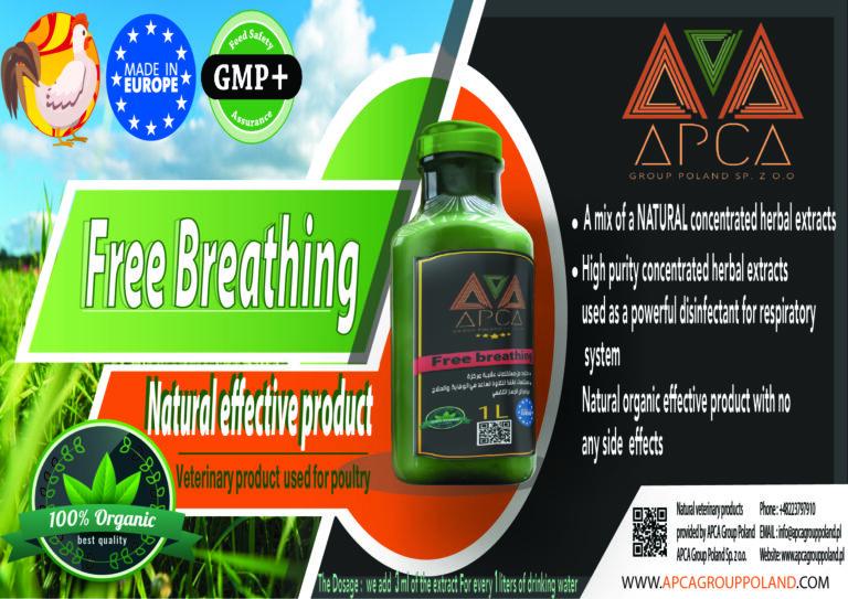 free breathing